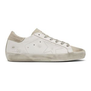Golden Goose - Size 7 barely worn! Very neutral